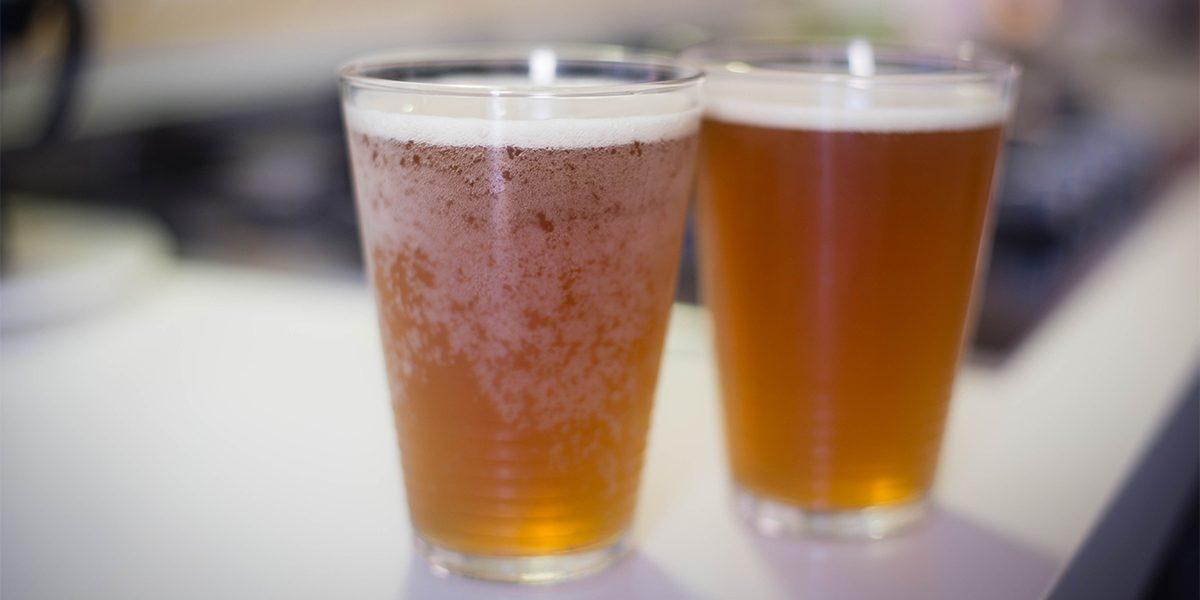 Syrligt öl i världen