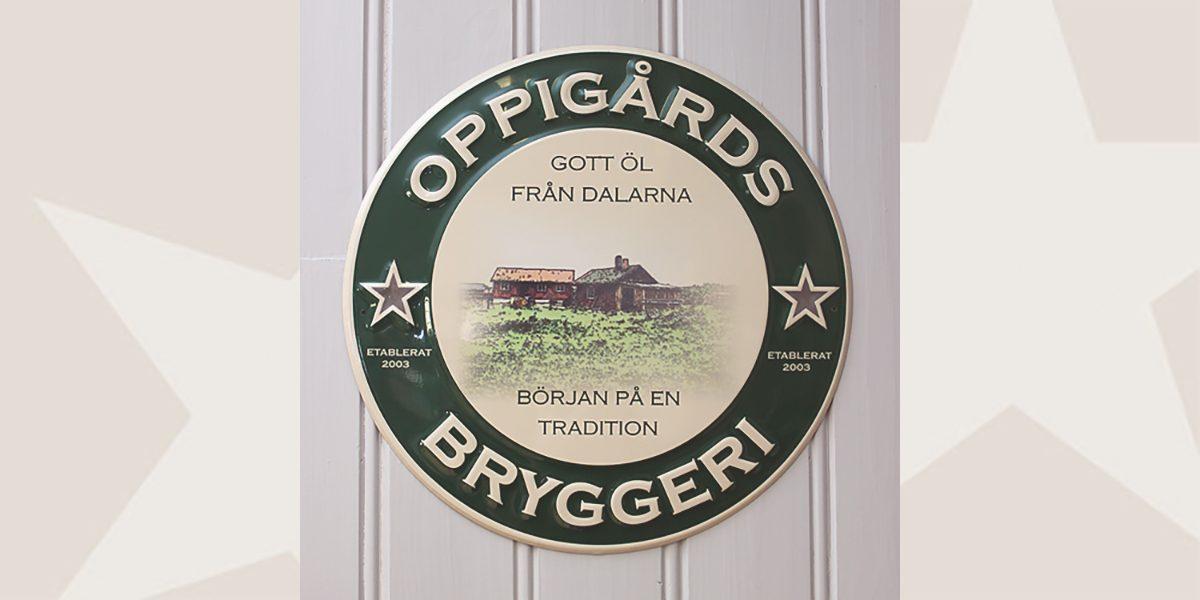 Oppigårds Bryggeri satsar på hundraårigt öl