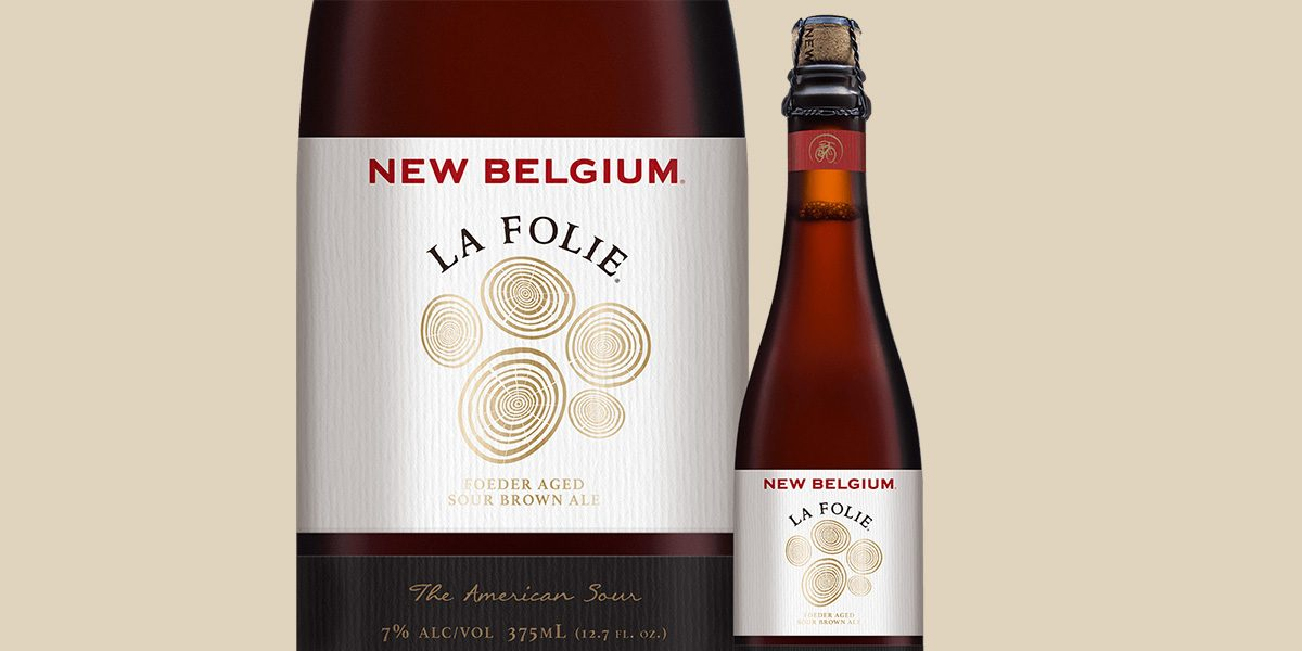 La Folie från New Belgium Brewing Company
